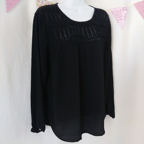NEW Anthropologie Fourth Avenue Blouse By Sunday in Brooklyn sz S Gorgeous Top